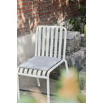 HAY Palissade seat cushion for chair/armchair, sky grey