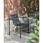 Hay Palissade dining armchair, anthracite