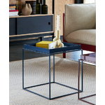 Hay Tray table medium square, deep blue