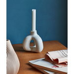 Hay W&S Complot candleholder, ivory