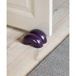 Hay W&S Double Donut doorstop, purple