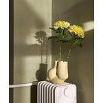 HAY W&S Chubby vase, soft yellow