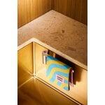 Magisso Happy Sinks dishcloth holder, steel