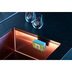 Magisso Happy Sinks sponge holder, steel