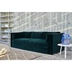 Hay Bella sohvapöytä 60 cm, korkea, valkopetsattu tammi