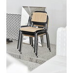 HAY Halftime chair, oak - black