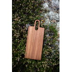 Hanna Saari Halikko cutting board, medium, elm