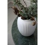 Kähler Hammershøi vase 250 mm, white