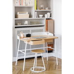 Harto Victor desk, oak - white