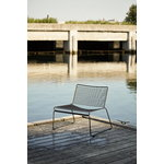 Hay Hee lounge chair, black