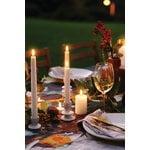 Uyuni Lighting LED taper candle, 2 pcs, nordic white