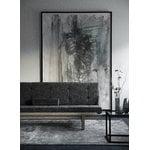 Klassik Studio Cube pöytä, musta - savulasi