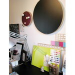 Kotonadesign Noteboard round, black