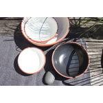 Vaidava Ceramics Earth kulho 0,2 L, valkoinen