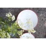 Vaidava Ceramics Earth kulho 2 L, valkoinen