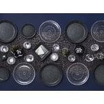 Iittala Tessuto d'arredo Iittala X Issey Miyake Random, grigio scuro
