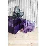 Iittala Aalto vase set 160 mm + 95 mm, dark grey