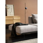 Muuto Post floor lamp, black