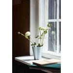 HAY Iris vase, large, grey