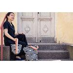 Johanna Gullichsen Doris Tetra hand bag, black
