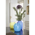 Hay Juice vase, high, blue