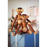 Kay Bojesen Ylioppilaslakki pienelle apinalle, punainen