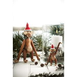 Kay Bojesen Santa's cap for Wooden Monkey, mini