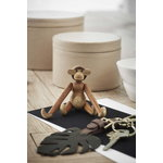 Kay Bojesen Wooden Monkey, mini, teak