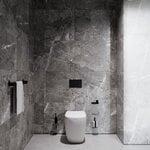 Nichba WC-paperiteline, musta