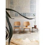 Vitra Plywood Group LCW lounge chair, ash