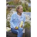 Stelton Keep Cool water bottle, soft yellow