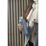 Stelton Keep Cool water bottle, granite grey