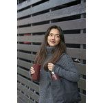 Stelton To Go Click thermo cup, warm maroon