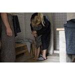 Lapuan Kankurit Kivi towel, black - linen