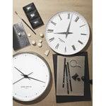 Georg Jensen Henning Koppel wall clock, 10 cm, stainless steel