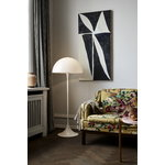 Louis Poulsen Panthella floor lamp, opal