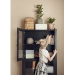 Lundia Moments cabinet, medium, black