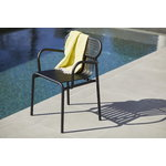 Petite Friture Week-end bridge chair, black