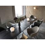 Menu Harbour chair, white - light grey