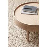 Menu Turning Table, white oak