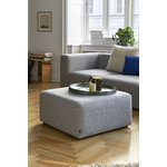 Hay Mags sofa 3-seater, high arm right, Hallingdal 130