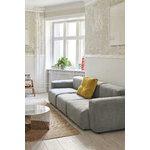 Hay Mags Soft sohva 3-ist/279 cm, matala käsinoja, Linara 443-v.harm