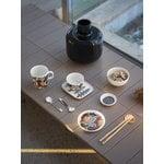 Marimekko Ming vase, black