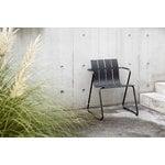 Mater Ocean chair, black