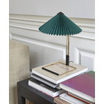 Hay Matin table lamp, small, green