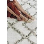 Finarte Tie matto 140 x 200 cm, harmaa