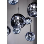 Tom Dixon Melt Mini pendant, smoke