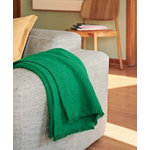 Hay Mono blanket, grass green