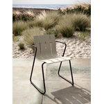 Mater Ocean chair, sand