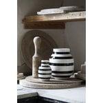 Kähler Omaggio vase, medium, black